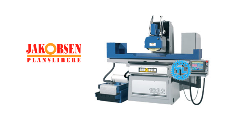 Jakobsen Surface Grinder Home