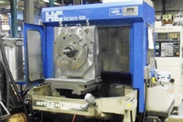 Hitachi Seki Model HC500 Horizontal Machining Centre