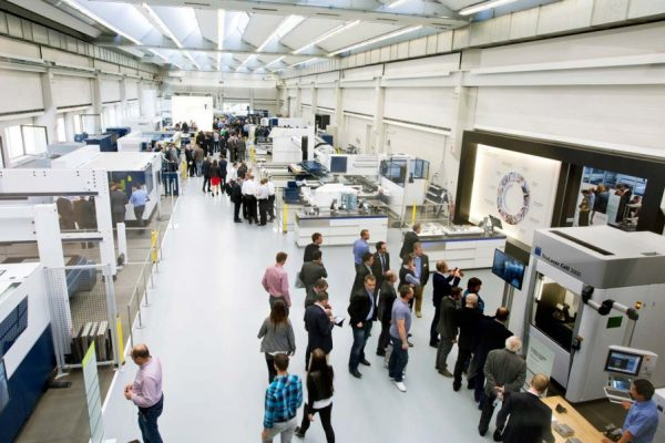 Trumpf Intech In-house Exhibition